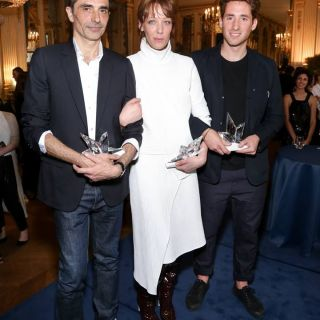 Wanda Nylon, Atlein and Tomasini Paris, winners of ANDAM Fashion Award 2016