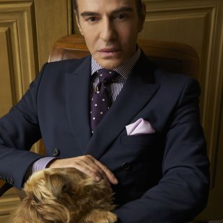 John Galliano by Patrick Demarchelier